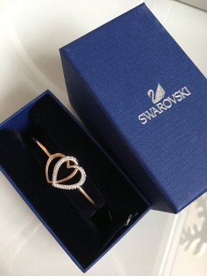 Swarovski Bangle rose-gold-coloured-gold-colored