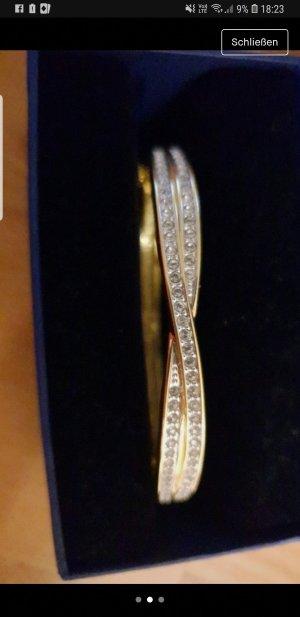 Swarovski Braccialetto oro
