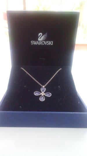 Swarovski Blume Halskette