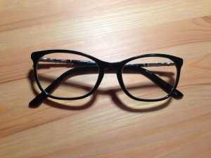 Swarovski Occhiale nero-argento