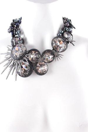 Swarovski Collier mehrfarbig extravaganter Stil