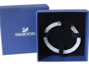 Swarovski Crystaldust Armreif Armband Kristall Statement