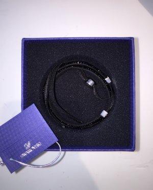 Swarovski CRYSTALDUST Halskette Halsband Schwarz Choker °Neu°