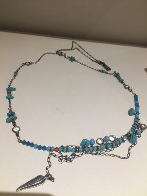 Swarovski Crystallized Zoe Kravitz, Sierra long necklace 02645, NEU und OVP! Boho - sehr selten!
