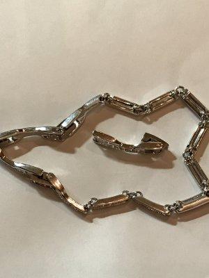 Swarovski Arm Decoration silver-colored