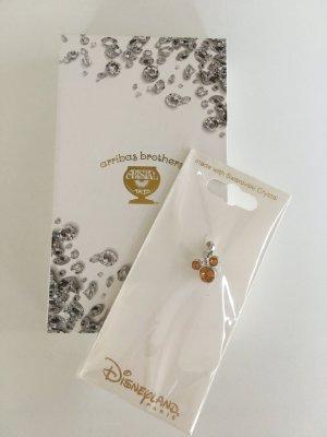 Swarovski Geburtsstein November Mickey Mouse Charm Disney Schmuck - Geschenk