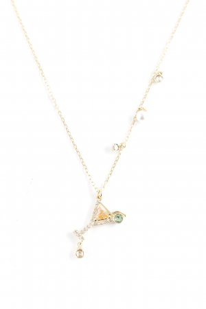 "Swarovski Goldkette ""Pendant Cocktail"" goldfarben"