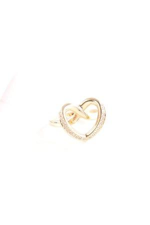 Swarovski Gouden ring goud elegant
