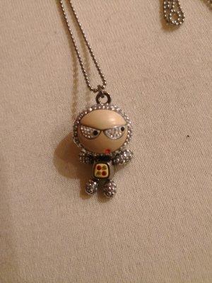 Swarovski Halskette Eliot silber