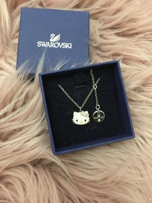 Swarovski Halskette Hello Kitty