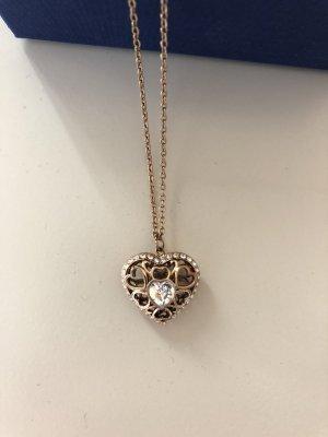 Swarovski Halskette , Herz