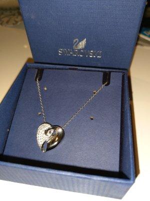 Swarovski Halskette Herzanhänger