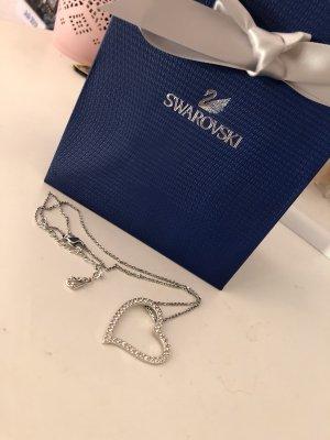 Swarovski Zilveren ketting zilver Zilver