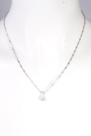 Swarovski Halskette mit Kristallanhänger
