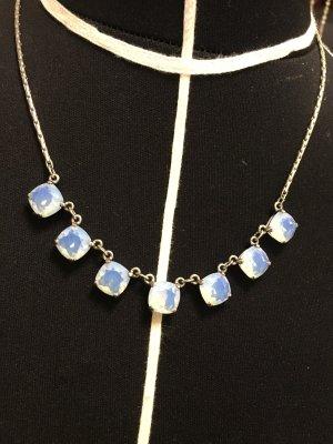 Swarovski Halskette Opal Optik