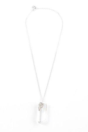 Swarovski Ketting zilver elegant