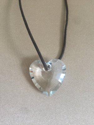 Swarovski Herz aus echtem Swarovski Kristall
