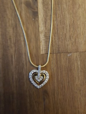 Swarovski Herz Halskette
