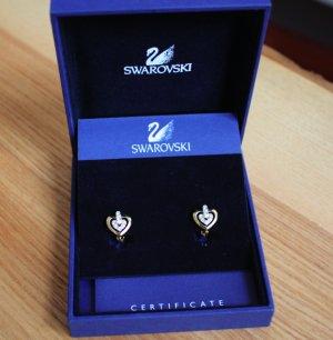 Swarovski Orecchino a clip oro