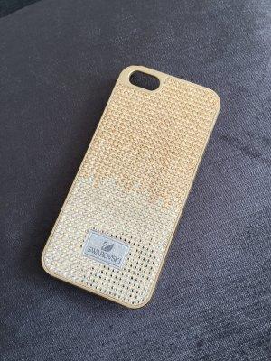 Swarovski iPhone 5/5S Cover Gold