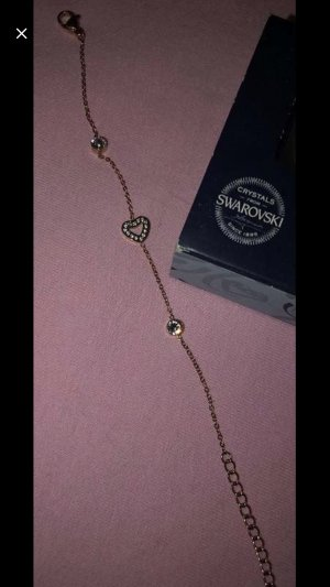 Swarovski Charm Bracelet rose-gold-coloured