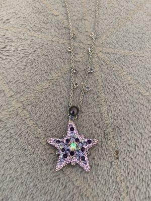 Swarovski Necklace multicolored
