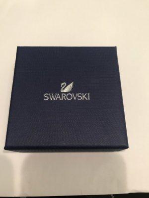 Swarovski Collana argento-blu