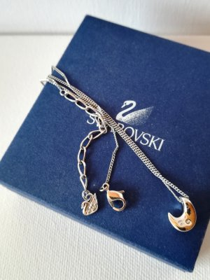 Swarovski Link Chain silver-colored
