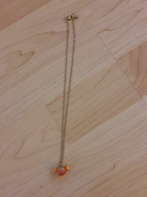 Swarovski Kette Halskette Krabbe