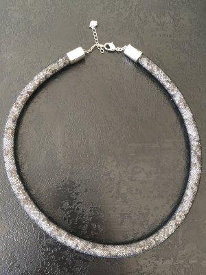 Swarovski Kette in Silber
