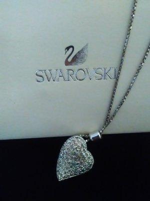 Swarovski Kette mit Herz