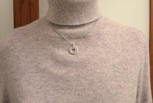 Swarovski Kette (zweimal getragen, silberfarben)