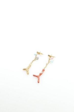 Swarovski Ohrhänger mehrfarbig Beach-Look