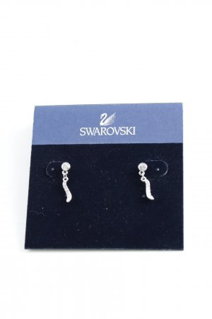 Swarovski Dangle silver-colored elegant