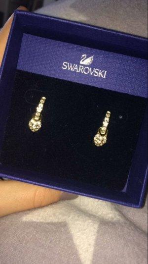 Swarovski Ohrringe Gold