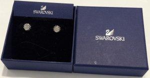 Swarovski Ohrstecker Bolt in Silber