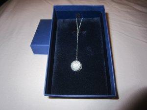 Swarovski Silver Chain silver-colored-black