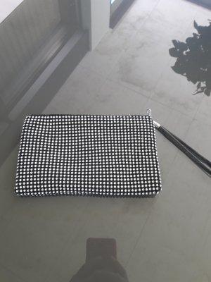 Swarovski Pochette bianco-nero