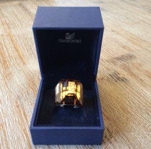 Swarovski Ring braun, Gr. 52, ungetragen