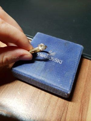 Swarovski Anello oro
