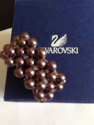 Swarovski Ring lila Gr. 56