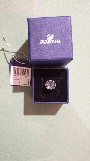 Swarovski Ring mit blauem Stein - Größe 52