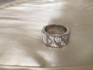 Swarovski Ring mit vielen Kristallen