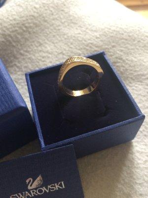 "Swarovski Ring ""Vio"" Gold"