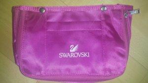 Swarovski Schmucktasche in pink, NEU