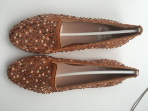 Swarovski Schuhe orange