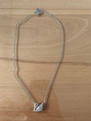 Swarovski Silver Chain silver-colored