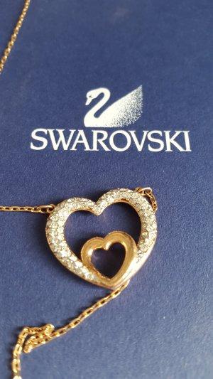 Swarovski Set: Kette & Ohrringe