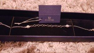 Swarovski Silver Bracelet silver-colored