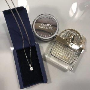 Swarovski Silber Halskette